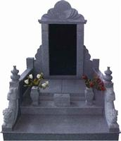 Chinese Style Tombstone 013