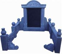 Chinese Style Tombstone 014
