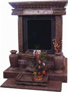 Chinese Style Tombstone 016