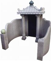 Chinese Style Tombstone 017