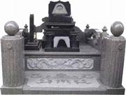 Japanese Style Tombstone 003