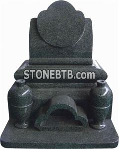 Japanese Style Tombstone 004