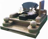 Japanese Style Tombstone 020