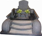 Japanese Style Tombstone 036