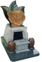 Japanese Style Tombstone 037
