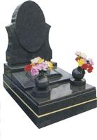 Japanese Style Tombstone 049