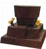 Japanese Style Tombstone 050