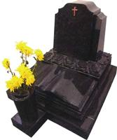 Japanese Style Tombstone 062