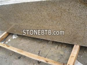 Yellow Rust Granite Slabs