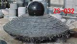 Black Granite Fountain
