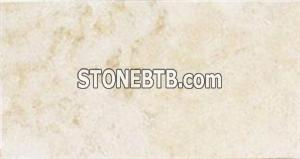 12 x 12 Light Medium Travertine Tile