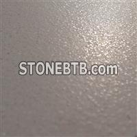 BST Beige Color Quartz Stone Rock Solid Surface with Matte Finished