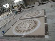 Natural Stone Floor Medallions