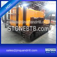 China High Quality Portable Crawler KW10 KW20 KW30 Water Well Drilling Rig