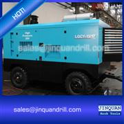 Kaishan Group Screw Air Compressor LGCY-13/17 Diesel Driven Screw Portable Air Compressor