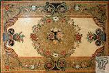 Carpet Rug Mosaic Marble Floor Inlay