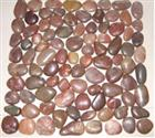 Pebble Stone red mosaic