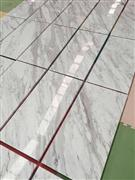 Volakas white marble tile,cut to size,promotional marble