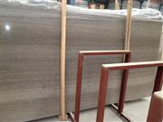 Gray wooden vein marble,Chinese marble slab