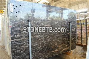 Top grade granite slab Brazil imported granite Onion