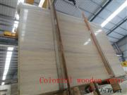 colorful wooden vein marble,natural marble material