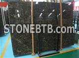 Chinese Dark Emperador,cheaper marble material
