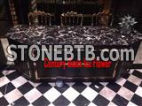 New Chinese Marble offer,Century Black Ice Flower