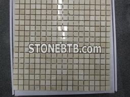Beige Marble Moasic Tiles