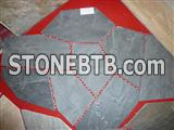 Irregular Shaped Slate Paver