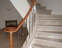 Beige Travertine Stairs and Steps