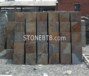 Natural Rusty Slate Rusty Slate Tile culture stone