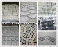granite paving stone ,backnet pave granite