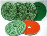 Diamond Polishing Pads - Abrasive Tools