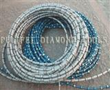 diamond wire saw for granite and marble quarryiing