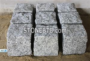 G603 Cubestone Grey Granite Paving Stone