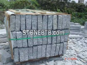 Cubestone Yellow Granite Paving Stone