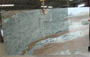 China new green granite