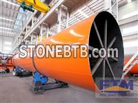 Wood Chips Rotary Dryer/Rotary Dryer Types