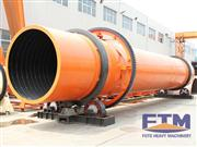 Wood Chips Rotary Drying Machine/Rotary Dryer For Building Materials