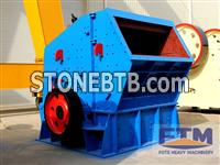 Impact Crusher Pf 13 15/China 1520 Impact Crusher