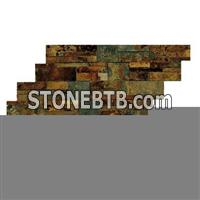 Multicolor Slate Cultured Stone