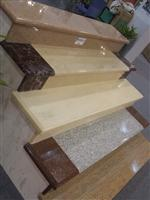 Multicolor Red Granite Step, Granite Stairs and St