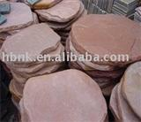 Red Sandstone Paving Stone