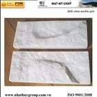 Milk White Split Marble