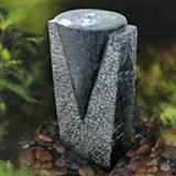 G654 Granite, China black water fountain