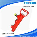 Hand-held pneumatic air pick / splitter / hammer