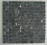 Brown marble mosaic tiles MT-22