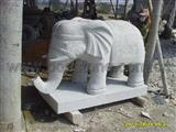 west animal Sculptures granite