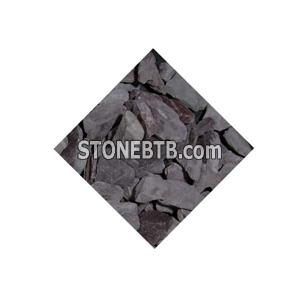 Rockery / Feature Stone Plum Slate