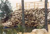 Rockery / Feature Stone Yorkstone Rockery